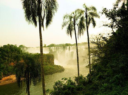 旅、EarthTribe、世界一周、ブログ、バックパッカー、トラベラー、画像、ブラジル、イグアスの滝