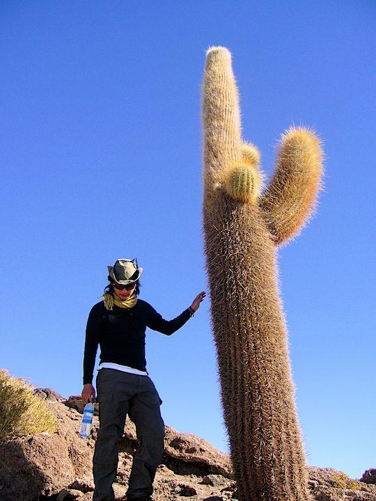 旅、村越慎司、EarthTribe、世界一周、ブログ、ボリビア、ウユニ湖