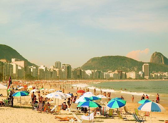 旅、EarthTribe、世界一周、ブログ、バックパッカー、トラベラー、画像、ブラジル、リオデジャネイロ、水着