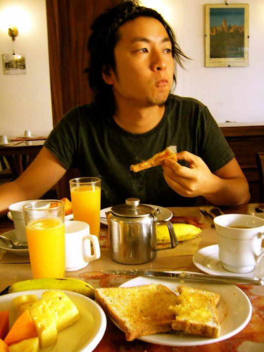 旅、村越慎司、EarthTribe、世界一周、ブログ、コスタリカ、サンホセ