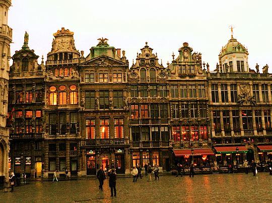 旅、EarthTribe、世界一周、ブログ、バックパッカー、トラベラー、画像、ベルギー、ブリュッセル