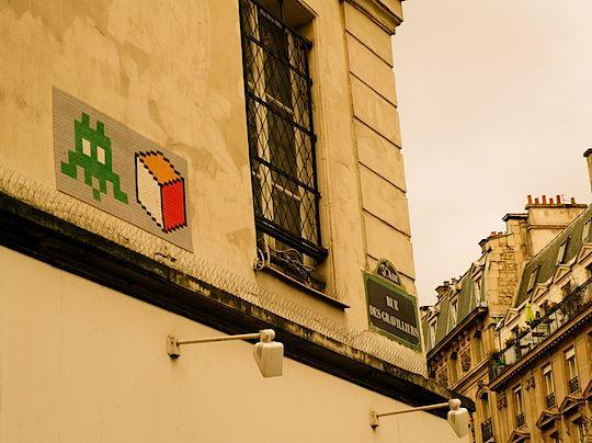 旅、EarthTribe、世界一周、ブログ、バックパッカー、トラベラー、画像、フランス、パリ、アート