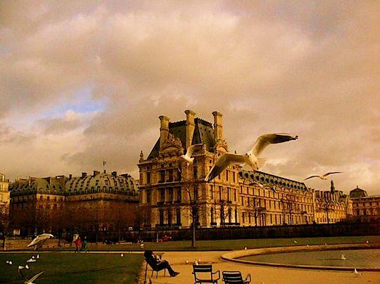 旅、EarthTribe、世界一周、ブログ、バックパッカー、トラベラー、画像、フランス、パリ