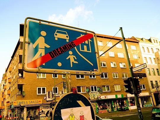 旅、村越慎司、EarthTribe、世界一周、グラフィティ、ベルリン