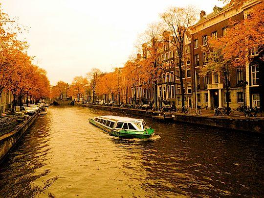 旅、EarthTribe、世界一周、ブログ、バックパッカー、トラベラー、画像、オランダ、アムステルダム