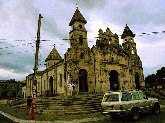 旅、村越慎司、EarthTribe、世界一周、ブログ、ニカラグア、グラナダ、安全情報