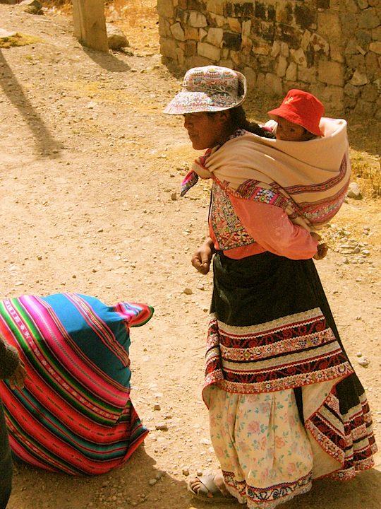 旅、村越慎司、EarthTribe、世界一周、ブログ、ペルー、コルカキャニオン、アンデス