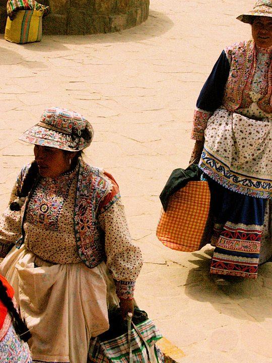 旅、村越慎司、EarthTribe、世界一周、ブログ、ペルー、コルカキャニオン、アンデス、民族